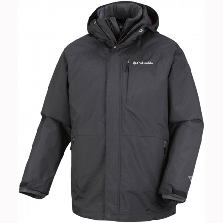 Куртка мужская Columbia Element Blocker Interchange Jacket