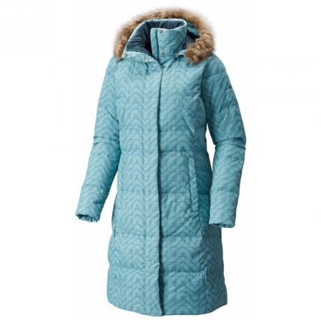 a2ab0e9c7add Куртка пуховая женская Columbia VARALUCK III LONG