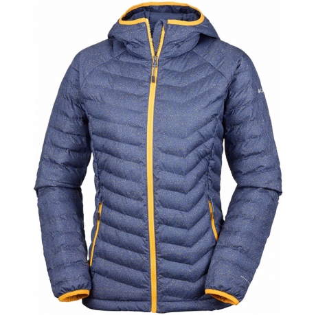 Куртка женская Columbia POWDER LITE ™ hooded