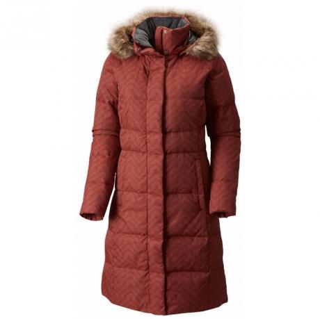 Куртка пуховая женская Columbia VARALUCK III LONG 93781e049478d