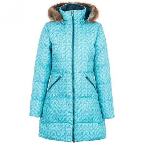 8762a5eb990130 Куртка пухова жіноча Columbia VARALUCK MID