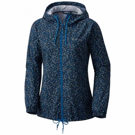 Ветровка женская Columbia FLASH FORWARD™ PRINTED WINDBREAKER