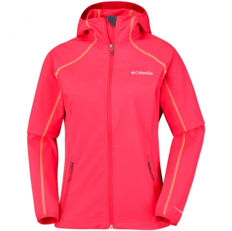 Ветровка женская Columbia WHISPER CREEK™ SOFTSHELL