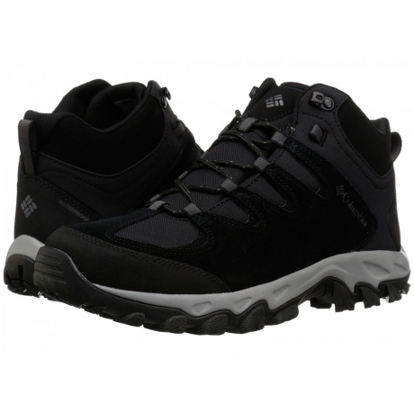 Мужские ботинки Columbia BUXTON PEAK MID WATERPROOF