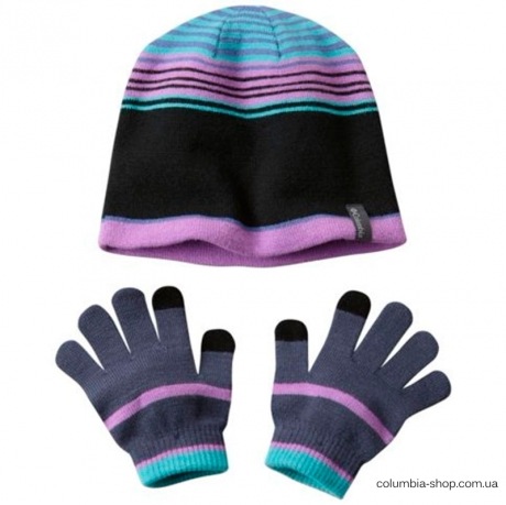 Шапка детская Columbia YOUTH HAT AND GLOVE SET™