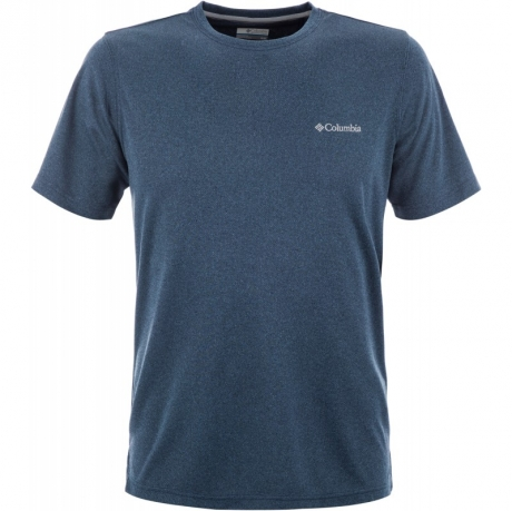Футболка мужская Columbia UTILIZER Short Sleeve Crew
