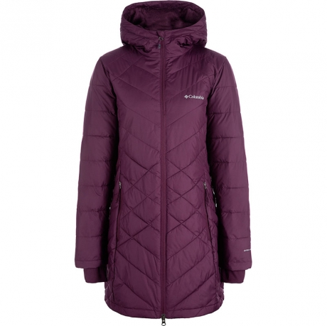 Пальто женское Columbia HEAVENLY™ LONG HOODED JACKET
