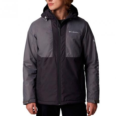 Куртка пуховая мужская Columbia SOUTH CANYON Long Down Parka