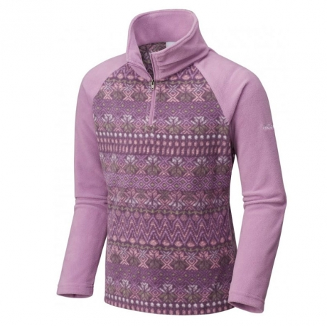 Джемпер Columbia GLACIAL™ II FLEECE PRINT HALF ZIP