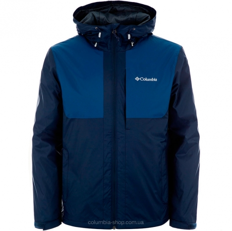 Ветровка мужская Columbia STRAIGHT LINE INSULATED