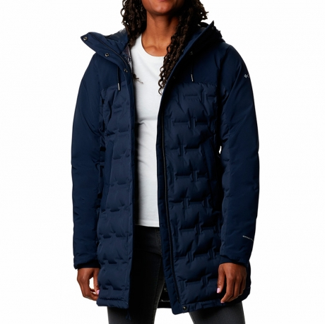 Пальто женское Columbia MOUNTAIN CROO™ Long Down Jacket