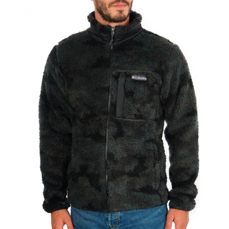 Флис мужской Columbia WINTER PASS Print Sherpa